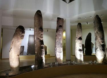 Постоянная экспозиция «Древнее искусство Хакасии»