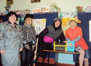 Красносельская детская библиотека