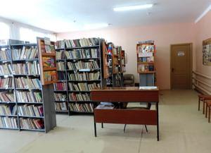 Варваровская сельская библиотека