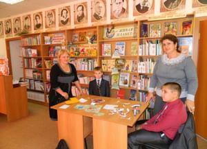 Центральная районная библиотека п. Школьный