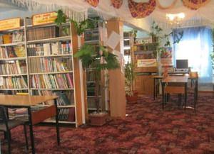 Библиотека филиал № 7 с. Кулебакино