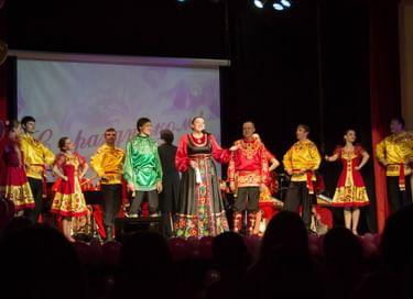 Концерт ансамбля «Садко» ко Дню народного единства