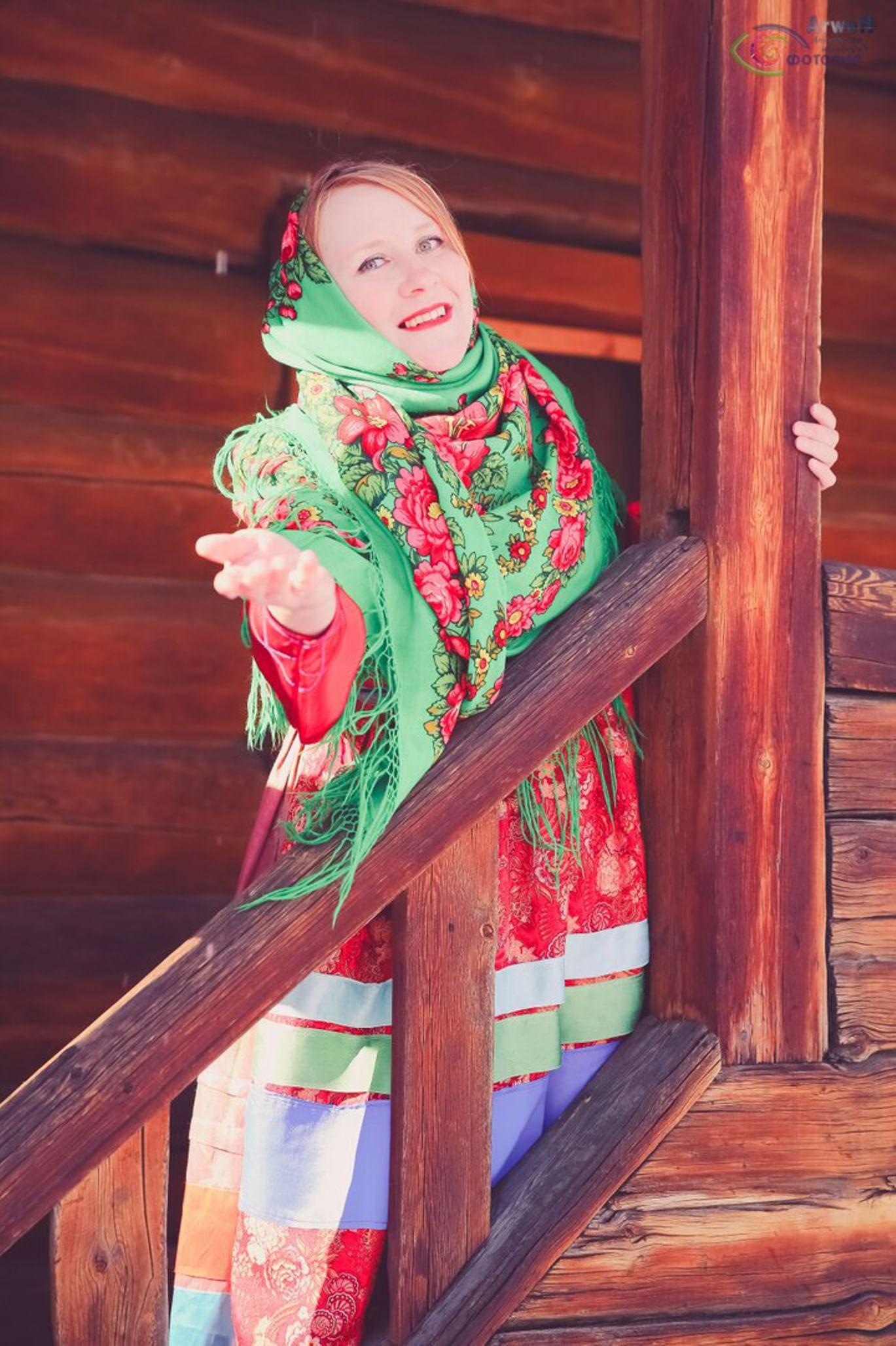 Традиционный семейский костюм. Фотография: Анастасия Нефедьева / Prizma