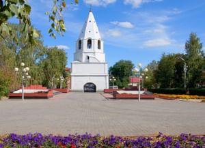 Сызранский кремль