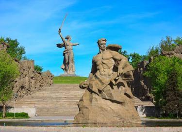 Урок «Ты выстоял, великий Сталинград»