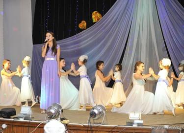 Концерт-поздравление, посвященный 30-летнему юбилею районного Дома культуры
