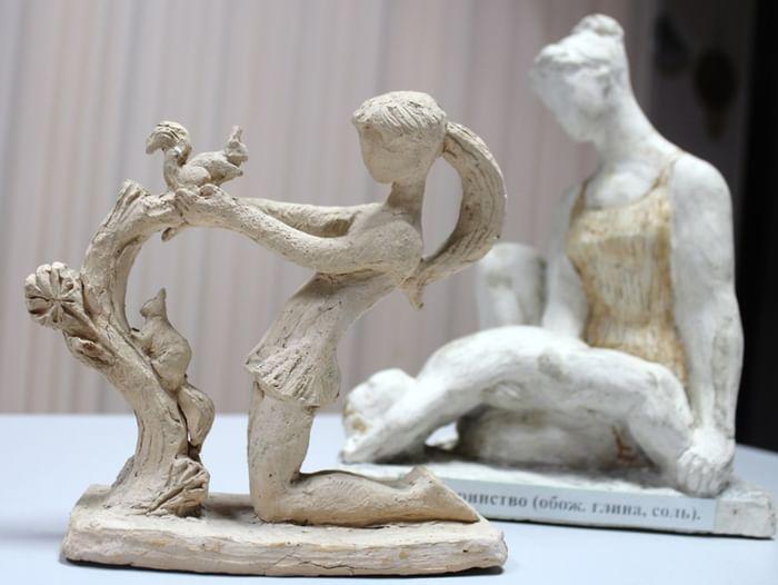 Выставка «Советский скульптор Валерия Морозова»