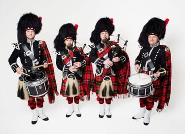 Концерт-перформанс «Легенды Ирландии и Шотландии. Волынки и орган»
