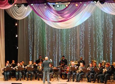 Концерт «Искусство объединяет»