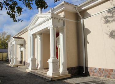 Ночь искусств в Центральном выставочном зале Геленджикского историко-краеведческого музея