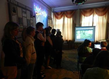 Ночь искусств в Белёвском художественно-краеведческом музее