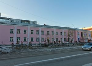 Театр юного зрителя г. Якутск
