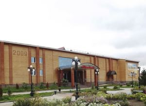 Районный дом культуры «Юбилейный» с. Тоцкое
