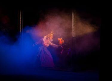 Ночь искусств в театре кукол «Барабашка»