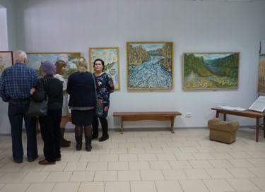 Ночь искусств в Выставочном зале Серовского исторического музея