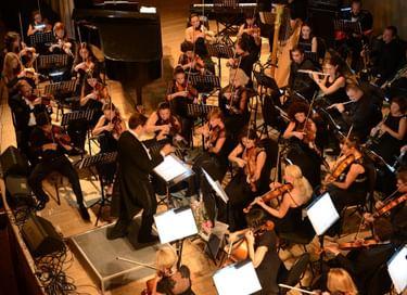 Концерт «Вечер испанской симфонии»