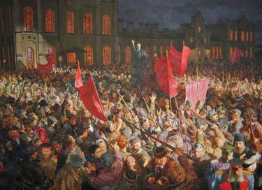 Выставка «Революция 1917 г. Летопись века»