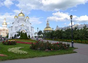 Народные легенды и предания о Дивеевском и Саровском монастырях в Дивеевском районе Нижегородской области
