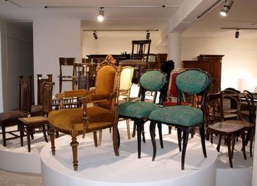 Выставка «Музейный депозитарий»