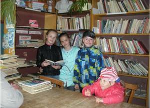 Роговская сельская библиотека