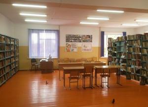 Библиотека-филиал с. Алхан-Чурт