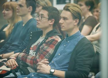 Встреча «Как найти работу молодому специалисту. Создание успешного резюме»