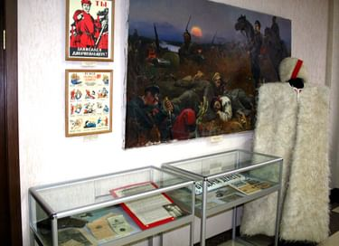 Выставка «Мятежный октябрь»