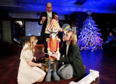Рождественское представление «Тайна ореха кракатук, или Щелкунчик»
