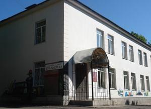 Центральная городская библиотека им. Е. И. Носова