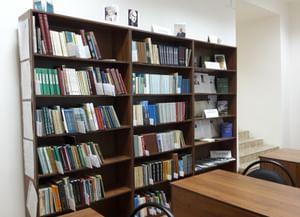 Библиотека-филиал № 23 г. Грозного