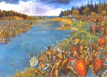 Исторический круиз «Великое стояние на реке Угре»