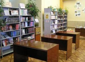 Березовская сельская библиотека-филиал