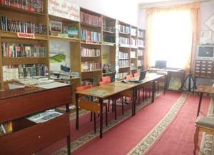 Библиотека филиал № 3 с. Горскино