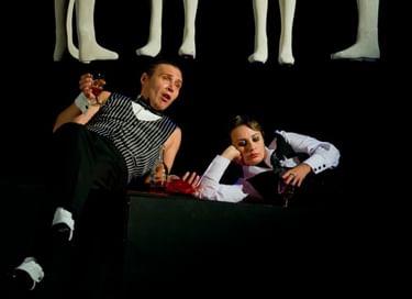 Спектакль «Зойкина квартира»