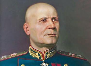 Открытие выставки «И. С. Конев. Служил Отечеству»