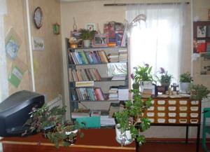 Старотолучеевская сельская библиотека