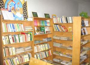 Бурдинская сельская библиотека-филиал