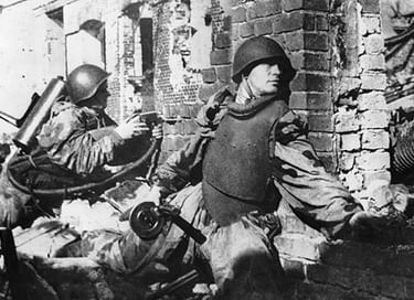 Выставка «Герои Сталинграда»