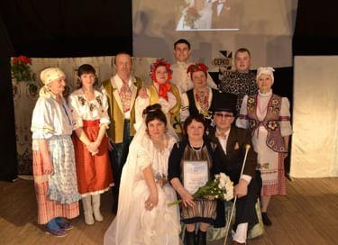 Юбилейная программа «Народному театру драмы – 40 лет»