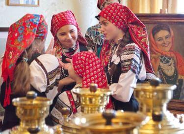 Музейная программа «Традиции культурного досуга»