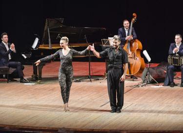 Концерт «Звезды аргентинского танго»