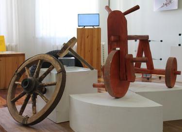 Выставка «Изобретения, подсмотренные у природы»
