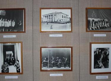 Выставка «Дворцу культуры СПЗ «Сланцы» 60 лет!»