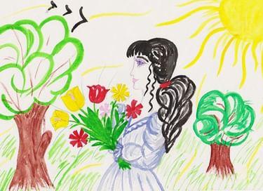 Книжно-иллюстративная выставка «Личное время мамы!»