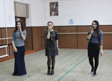 Мероприятие, посвященное Дню конституции Республики Ингушетия
