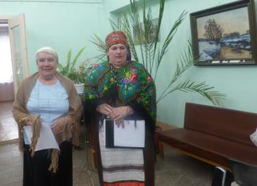 Встреча «День национального костюма»