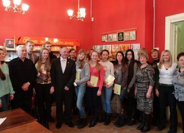 Городской конкурс чтецов «Монолог литературного героя»