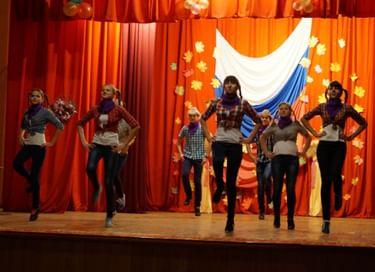 Концерт художественной самодеятельности Каменского района