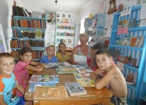 Ковыльновская библиотека