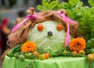 XI Межрайонный фестиваль народного творчества «Барыня Капуста»